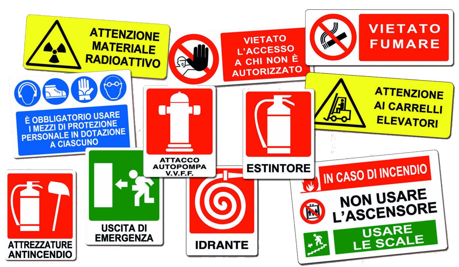 vendita-segnaletica-sicurezza-antincendio-forli-cesena